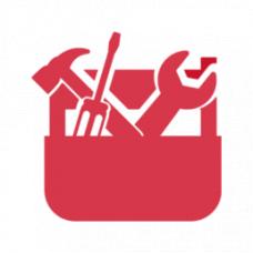 Инструментальная тележка IZELTAS TREND с инструментами 5 ящиков, 8244005096