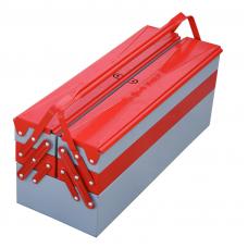 Ящик раскладной металлический IZELTAS для инструментов 5 секций, 8420336105