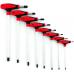 Набор шестигранных Т-образных ключей IZELTAS 8 предметов, 4920008108