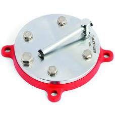 Поворотное основание IZELTAS для тисков 150 мм, 7401300150